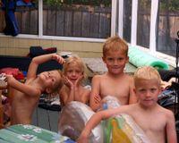 Caldwell kids - aug 1-08