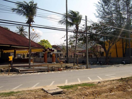 Kamala Beach Damage