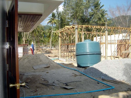 Kamala Beach Under Construction