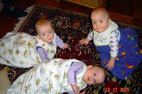 The Triplets Play