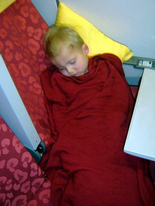 Seb Sleeps
