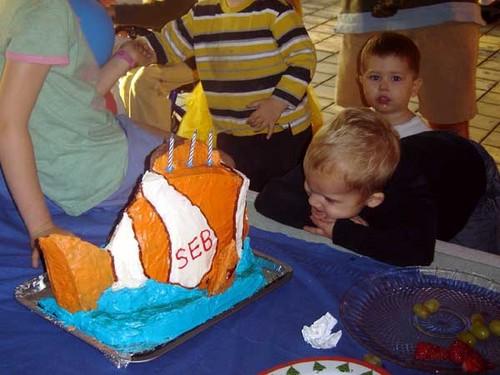 Sebastian & Nemo